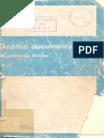 Análise documentária