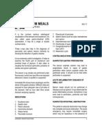 Barium Meals dwikane