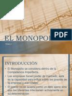 El Monopolio Diapositivas 2