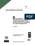 2004 Salgado - El Mecanismo de Desarrollo Limpio (MDL)