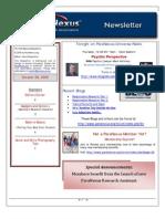 10082009 ParaNexus Newsletter