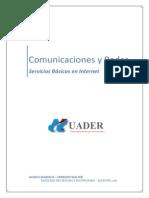 Servicios Basicos en Internetx