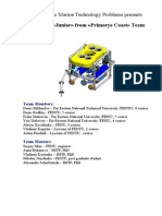 Institute Marine Tech Problems Technical Report 2009 Primorye Coast