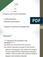 Common Test Revision Slides
