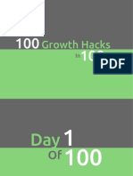 100growthhacks100days-first10-140102071333-phpapp02