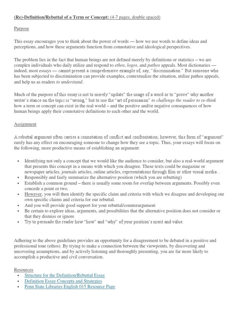definition assignment description | definition | essays