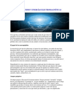 CAMBIOS DE ÁNIMO Y ENERGÍAS ELECTROMAGNÉTICAS