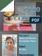 Caso Clinico PPR