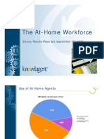 Work At-Home Workforce Benchmark