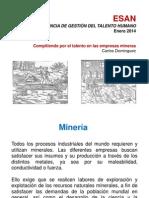 Compitiendo Por El Talento en Las Empresas Mineras