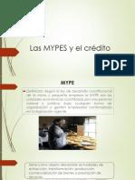 Las MYPES y El Credito EXPO