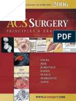 ACS Surgery - Principles and Practice (WebMD, 2006) WW