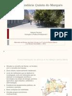 apresentação ESQM_IPP