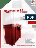 Revolt, catálogo