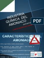 exposicion INDUSTRIA QUÍMICA  DEL  AMONIACO copia