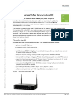 Solution Small Business Unfied Communication 300