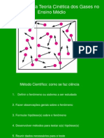 Kinetic Theory of Gases (Portuguese)