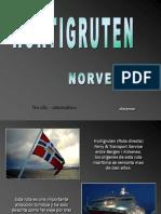 Hurtigruten Norvegia