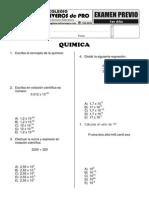 EXAMEN PREVIO-QUIMICA-1er AÑO