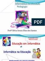 Informática Educação 1ª aula
