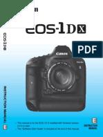 Manual Camara Profesional Canon