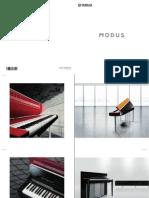 MODUS Brochure 0609