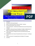 20060331 God Loves Everyone Lie