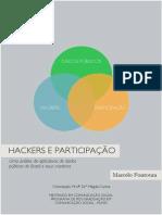 Hackers e Participação - Uma análise de aplicativos de dados públicos do Brasil e seus criadores