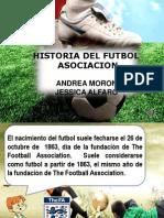 Historia de Futbol