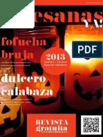 Revista Artesanas YA Octubre 2013 Imprimir