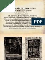 Filosofía del Derecho (San Agustín-Aquino)
