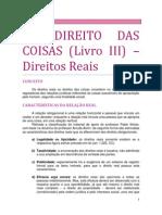 14. Do Direito Das Coisas (Reais) - Da Posse
