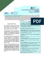 Alerta 7 Poliomelitis 25-5-2009