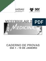 Uninassau Medicina 20131 190113 Prova Gab