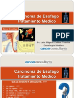 Carcinoma de Esofago.1