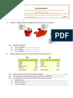 Ficha 1 nutrientes e suas funções