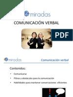 Taller Comunicación Verbal www.madridschoolofmarketing.com
