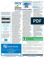 Pharmacy Daily for Tue 18 Feb 2014 - GMiA issues policy plea, Less is more states NPS, Dont be a fool campaign, Guild Update and much more