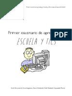 Primer Escenario de Aprendizaje Escuela y TICs