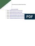 Guía del jefe de proyecto de Microsoft Project Server 2010 para Project Web App.docx