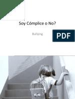 Presentacion_Soy Cómplice o No