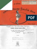 Vamos Tocar Flauta Doce Vol 1 - Helle Tirler