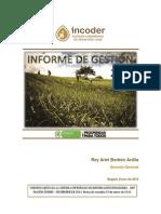 info gestión final 2013