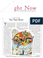 the teen brain in harvard magazine