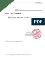 AEC CADD Standard Volume1