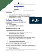 ACE3600 Release 5 December 2011