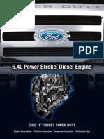 Power Stroke 6.4l Diesel