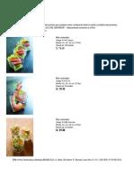 Listado de Precios-catalogo 2013 DUNI