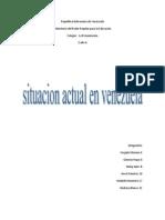 Trabajo de Historis de Venezuela