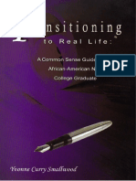 SAMPLE CHAPTER - Transitioning to Real Life